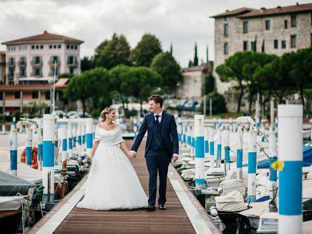 Il matrimonio di Daniele e Monica a Iseo, Brescia 1
