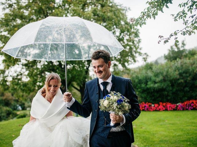 Il matrimonio di Daniele e Monica a Iseo, Brescia 34