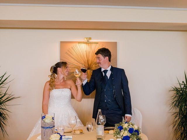 Il matrimonio di Daniele e Monica a Iseo, Brescia 40