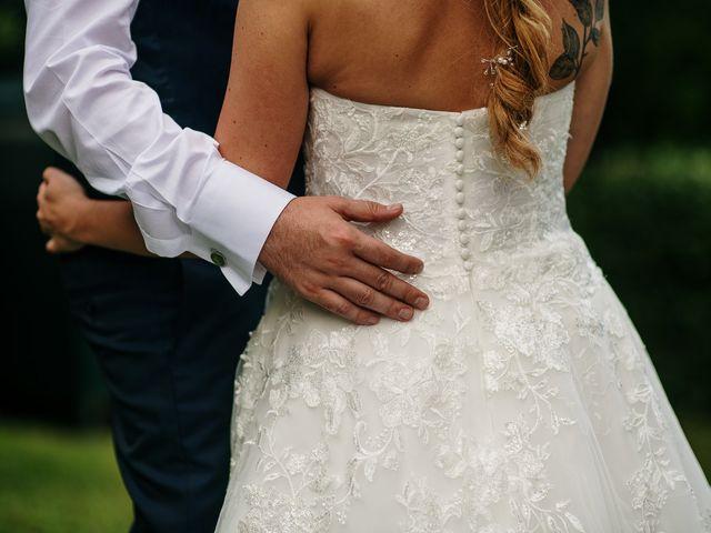 Il matrimonio di Daniele e Monica a Iseo, Brescia 45
