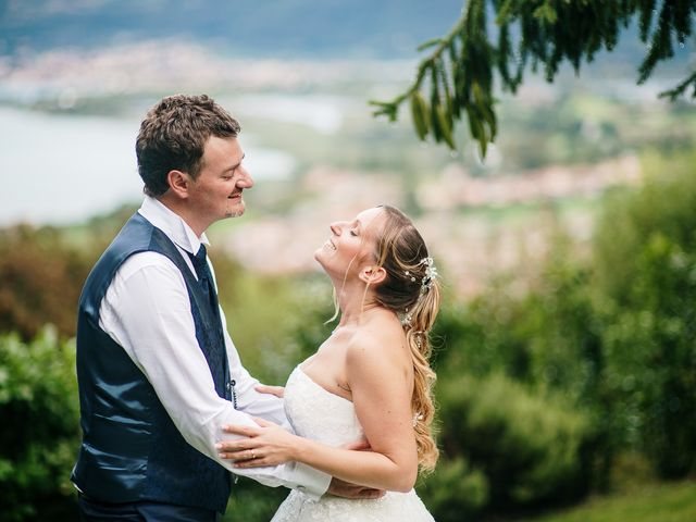 Il matrimonio di Daniele e Monica a Iseo, Brescia 46