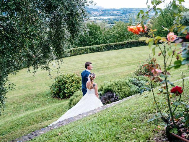 Il matrimonio di Daniele e Monica a Iseo, Brescia 47