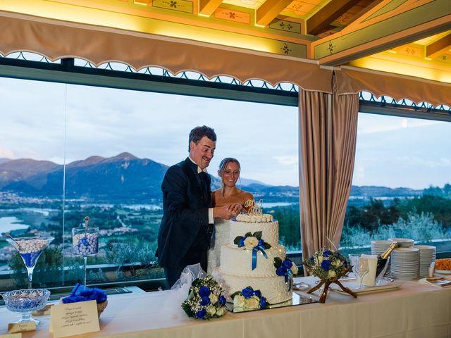 Il matrimonio di Daniele e Monica a Iseo, Brescia 55