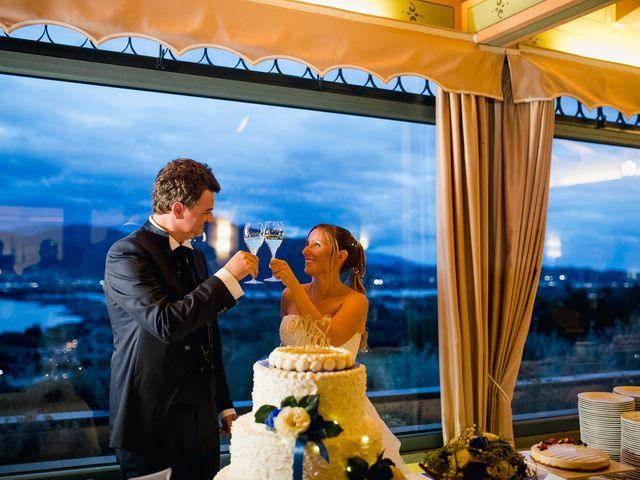 Il matrimonio di Daniele e Monica a Iseo, Brescia 57
