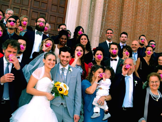 Il matrimonio di Christian e Ilaria a Rovolon, Padova 5