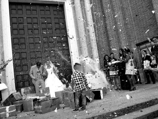 Il matrimonio di Christian e Ilaria a Rovolon, Padova 7