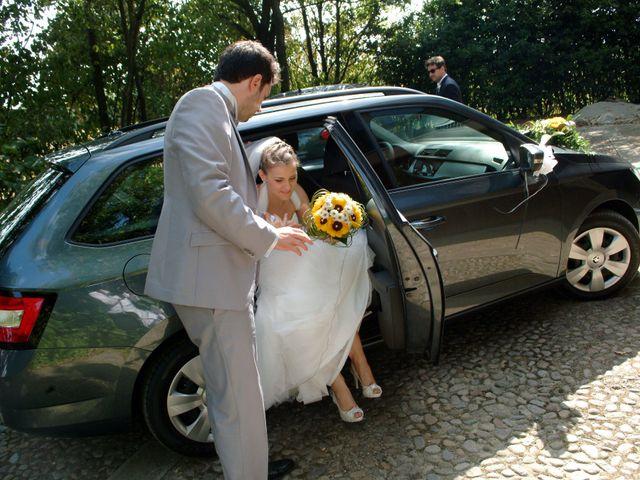 Il matrimonio di Christian e Ilaria a Rovolon, Padova 9