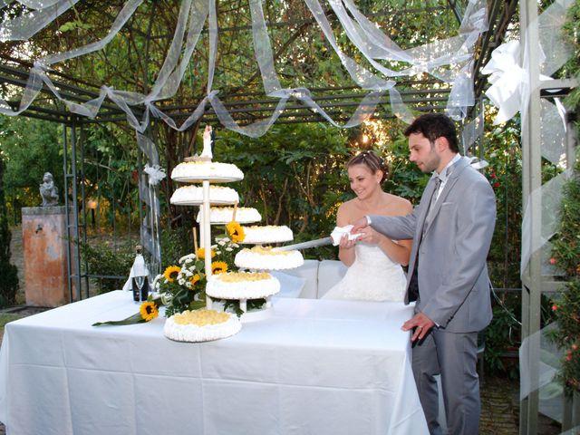 Il matrimonio di Christian e Ilaria a Rovolon, Padova 11
