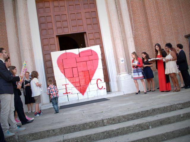 Il matrimonio di Christian e Ilaria a Rovolon, Padova 14