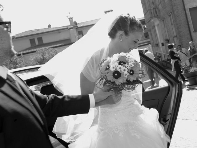 Il matrimonio di Christian e Ilaria a Rovolon, Padova 25