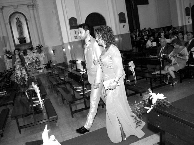 Il matrimonio di Christian e Ilaria a Rovolon, Padova 32