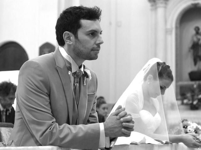 Il matrimonio di Christian e Ilaria a Rovolon, Padova 34