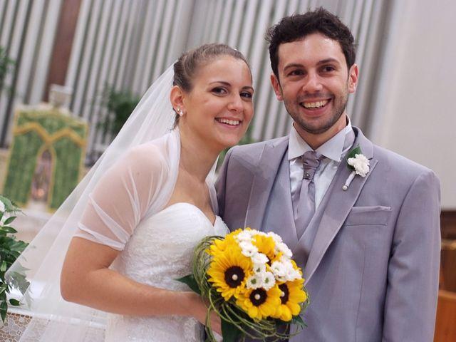 Il matrimonio di Christian e Ilaria a Rovolon, Padova 35