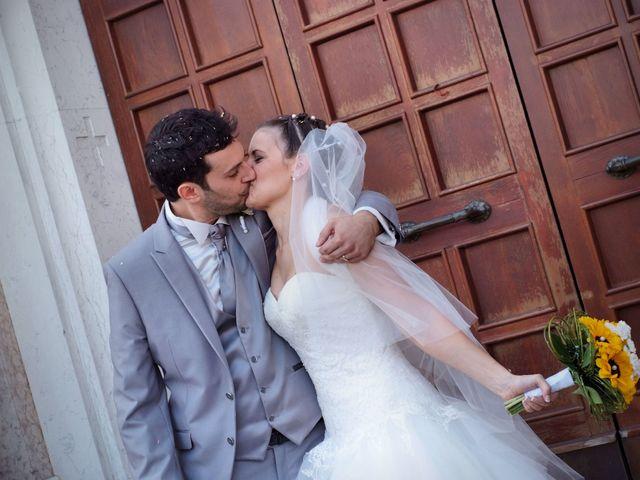 Il matrimonio di Christian e Ilaria a Rovolon, Padova 36