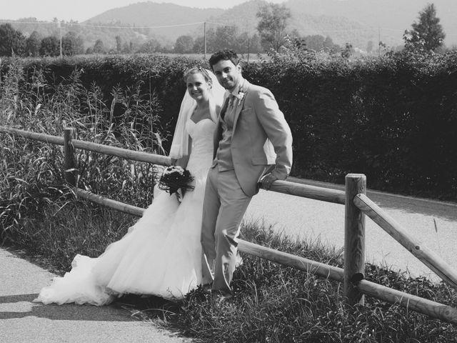 Il matrimonio di Christian e Ilaria a Rovolon, Padova 40