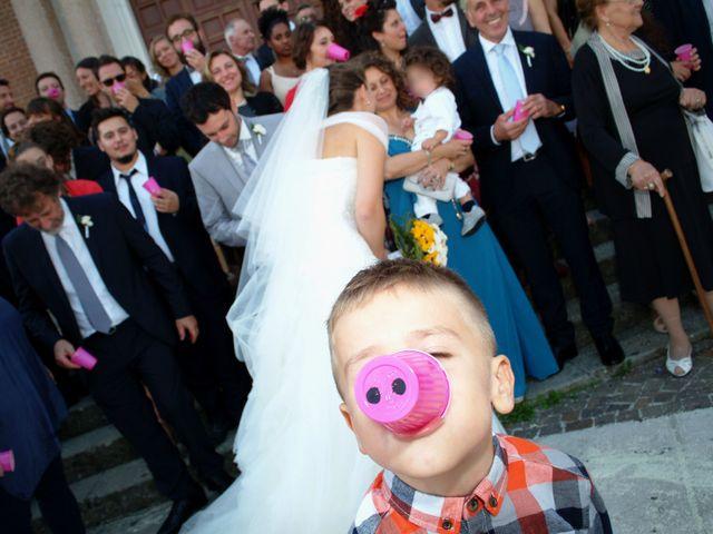 Il matrimonio di Christian e Ilaria a Rovolon, Padova 43