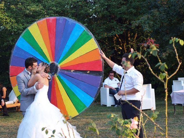 Il matrimonio di Christian e Ilaria a Rovolon, Padova 44