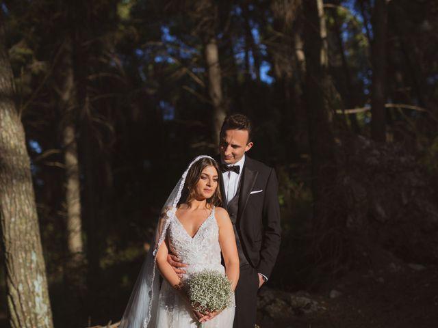 Le nozze di Nicola e Alessandra