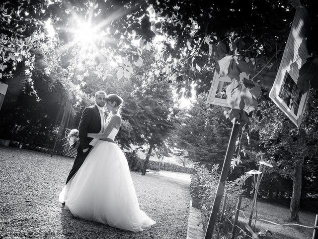 Le nozze di Veronica e Michael