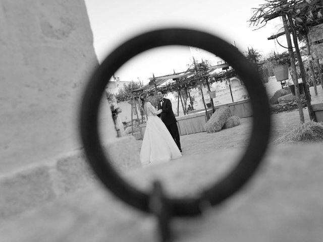 le nozze di Maria Luisa e Donato