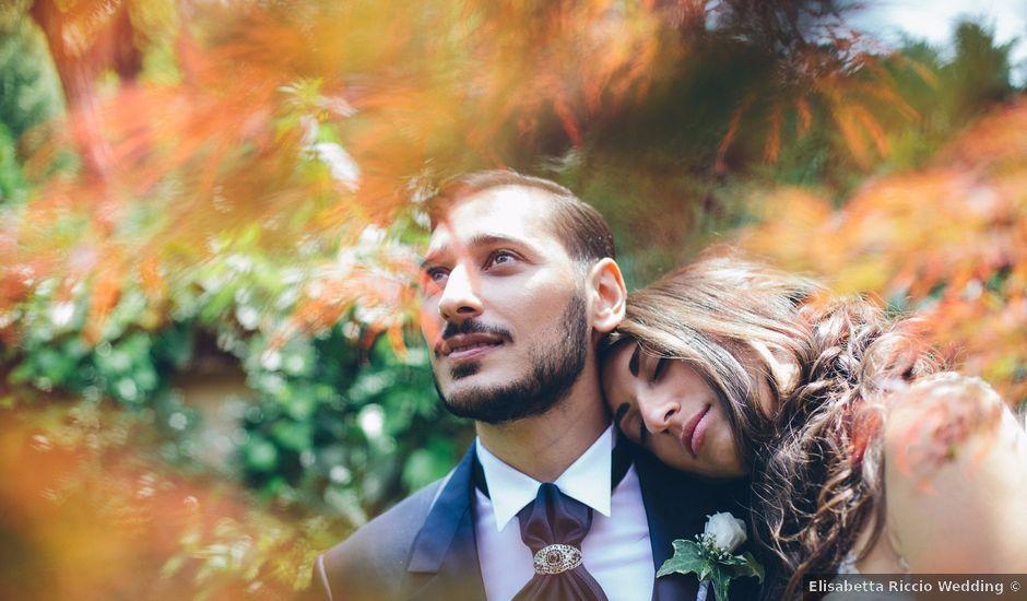Il matrimonio di Vincenzo e Cristina a Varese, Varese