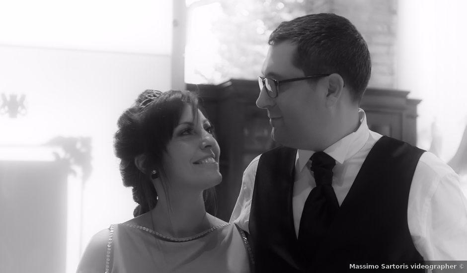 Il matrimonio di Stefano e Catia a Castrezzato, Brescia
