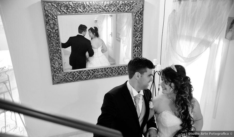Il matrimonio di Marco Fortunato e Krismanda a Copparo, Ferrara