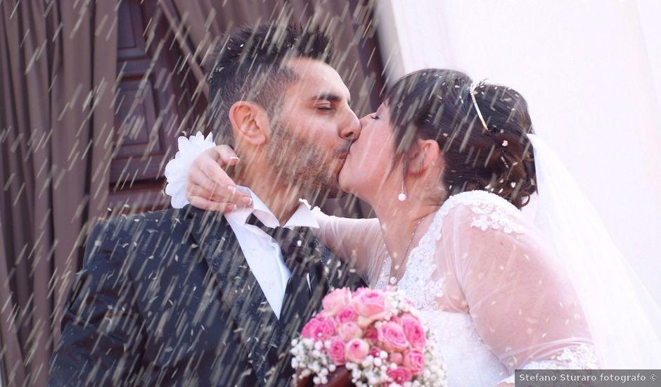 Il matrimonio di Angelo e Elena a Arzergrande, Padova