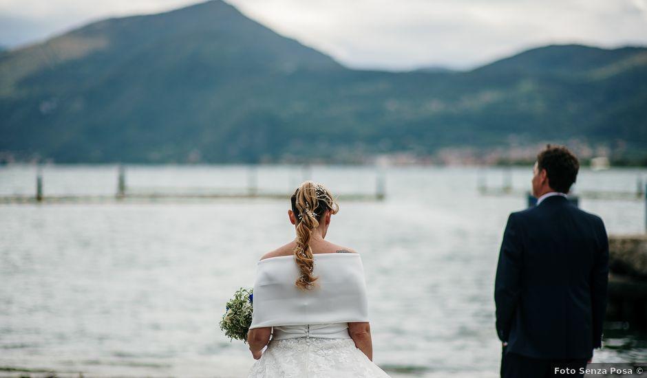 Il matrimonio di Daniele e Monica a Iseo, Brescia