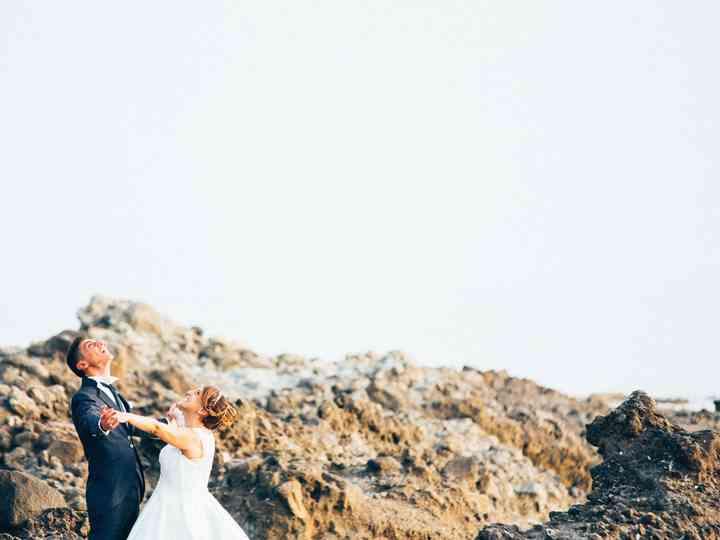 le nozze di Anna e Alessandro