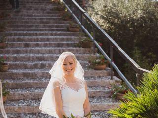 Le nozze di Christina e Marcus 3