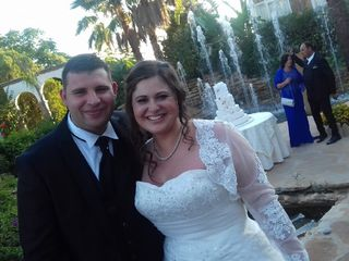 Le nozze di Sarah Joy e Filippo
