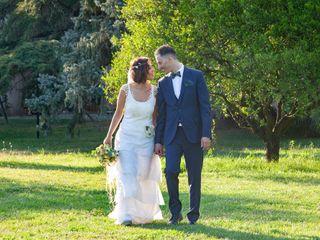 Le nozze di Marcella e Bart