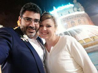 Le nozze di Paola e Eugenio