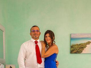 Le nozze di Mattia e Alessandra 1