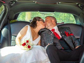Le nozze di Mattia e Alessandra