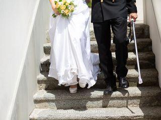 Le nozze di Giorgia  e Italo 1