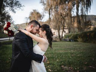 Le nozze di Lucrezia e Cristian