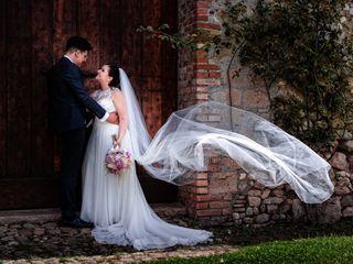 Le nozze di Monica e Giulio