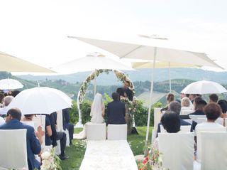 Le nozze di Laura e Frank