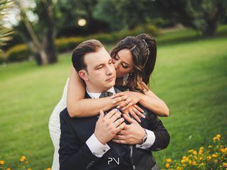 Le nozze di Valentina e Antony