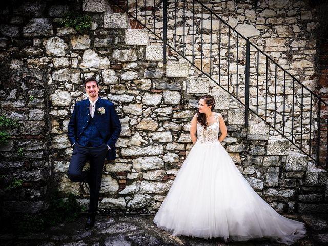 le nozze di Samuela e Stefano