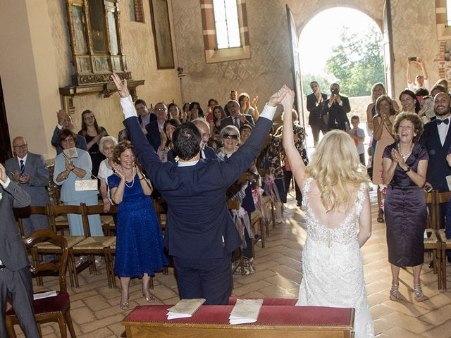 Il matrimonio di Claudio e Joe a Brunello, Varese 2