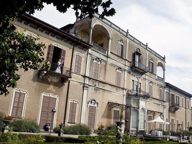 Il matrimonio di Claudio e Joe a Brunello, Varese 7
