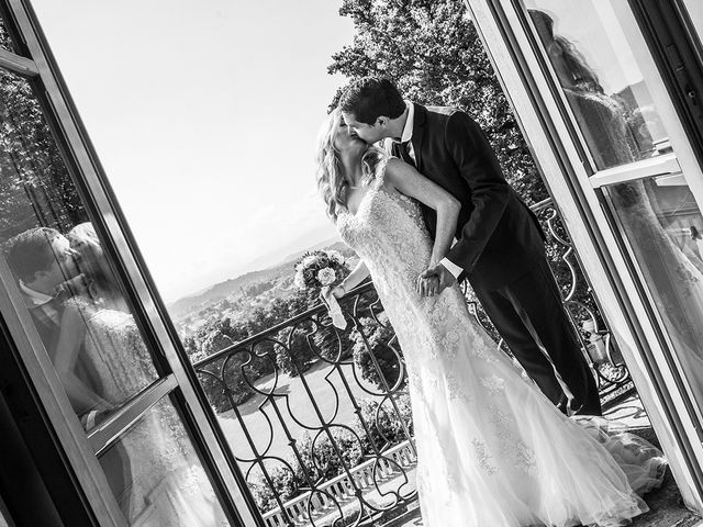Il matrimonio di Claudio e Joe a Brunello, Varese 8