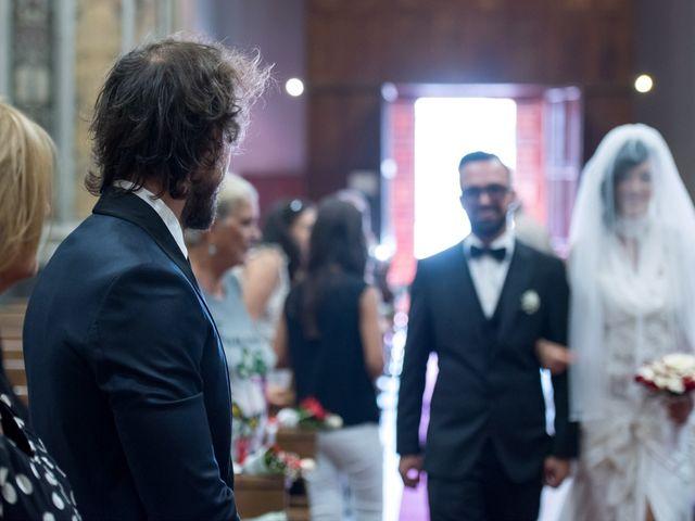 Il matrimonio di Fabio e Giusy a Napoli, Napoli 24