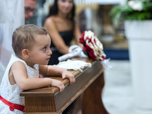 Il matrimonio di Fabio e Giusy a Napoli, Napoli 27