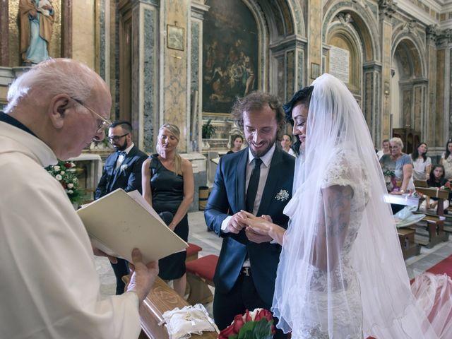 Il matrimonio di Fabio e Giusy a Napoli, Napoli 29