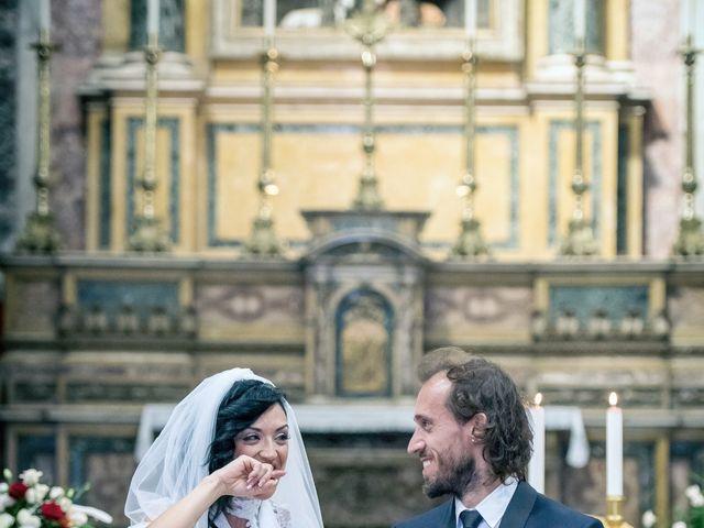 Il matrimonio di Fabio e Giusy a Napoli, Napoli 30