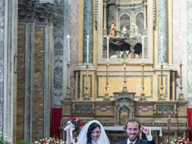 Il matrimonio di Fabio e Giusy a Napoli, Napoli 31